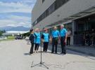 Pevska skupina Klasje iz Cerkelj