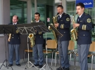 Kvartet saksafonov slovenske policije