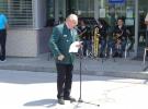 Predsednik OZVVS Kranj, g. Anton Rešek